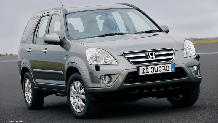 Extraordinary Honda CRV 2005 Photos Gallery