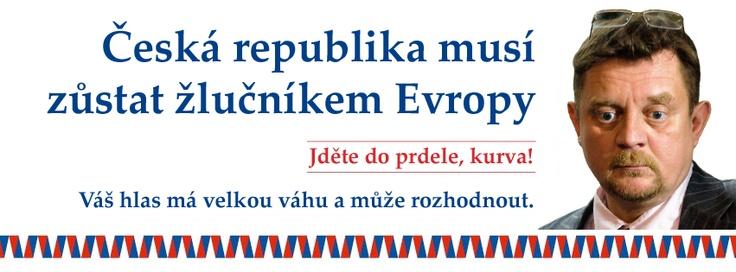 Česká republika musí zůstat!