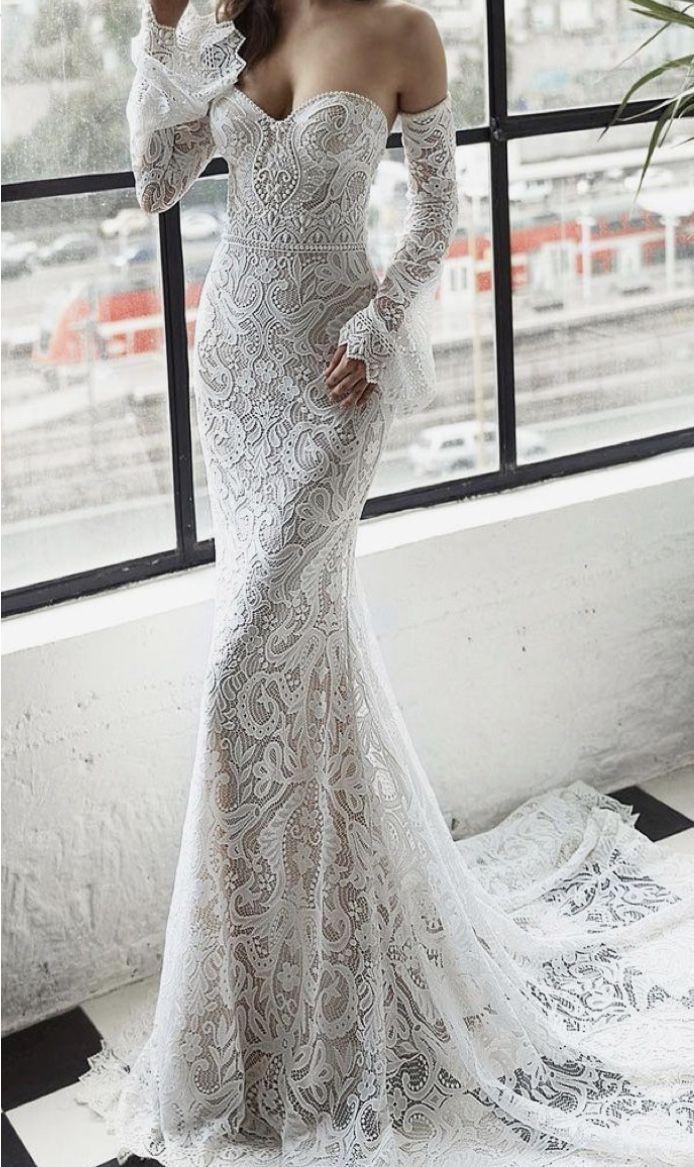 Connor O'Malley   Top wedding dresses, Wedding dress styles, Dream ...