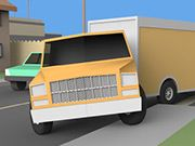 This is a new and intense parking game. Your mission is to park an 18 wheeler truck with a wagon. The game presents 10 intense levels and 26 parking spots. Park it on the indicated spots and try to do it without damaging your truck, or else you will need to restart the level. Use your driving skills to park online and become the best driver! Have a blast!