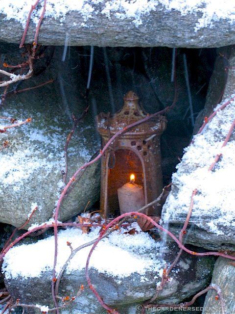 Magical First Snow - November 2010 ⓒ Michaela at TGE