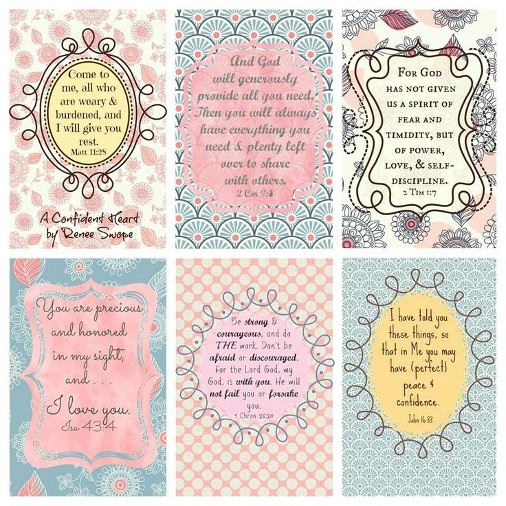 Free Printable Bible Quotes Inspirational Quotesgram