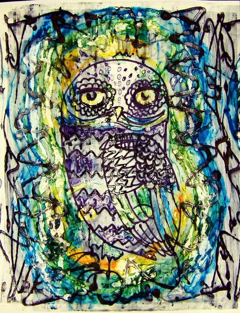 'Owl' by A Lion's Heart