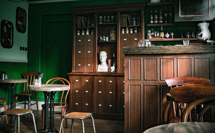 Apothecary bar Ann Siang Hill Singapore Honeycombers