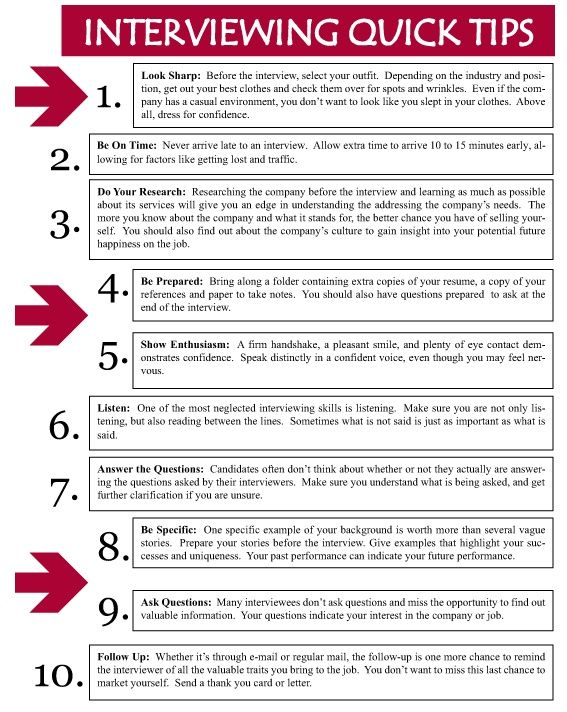 116 best Interview Tips images on Pinterest - job interview tips