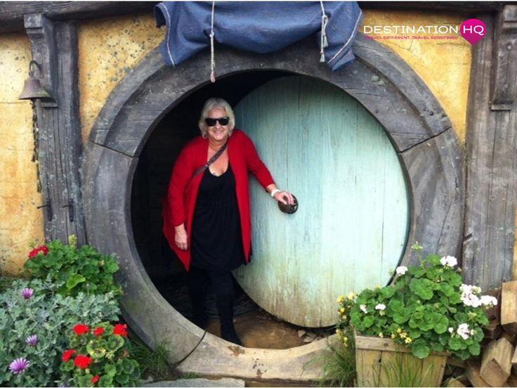 Hobbit Village, Matmata, New Zealand