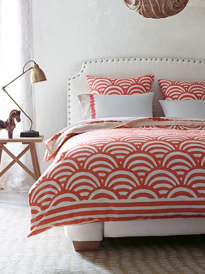 Bold Patterns Make A Room