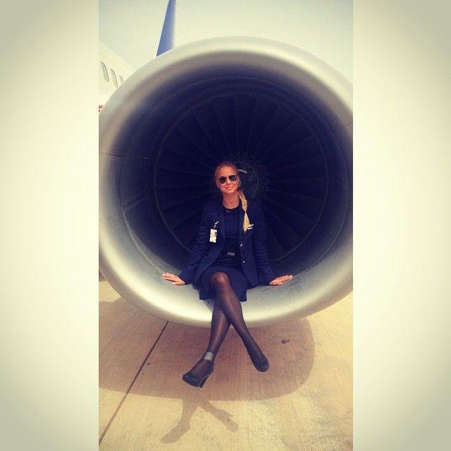 "SAS stewardess ""Varm hilsen fra Gazipasa #crewlife #cabincrew #airhostess #flyvertinne #flightattendant #gzp #motor #b737 #flysas #wearetravelers #scandinavianairlines #scandinavian"" Photo taken by @helenetobiassen on Instagram, pinned via the InstaPin iOS App! http://www.instapinapp.com (04/26/2015)"