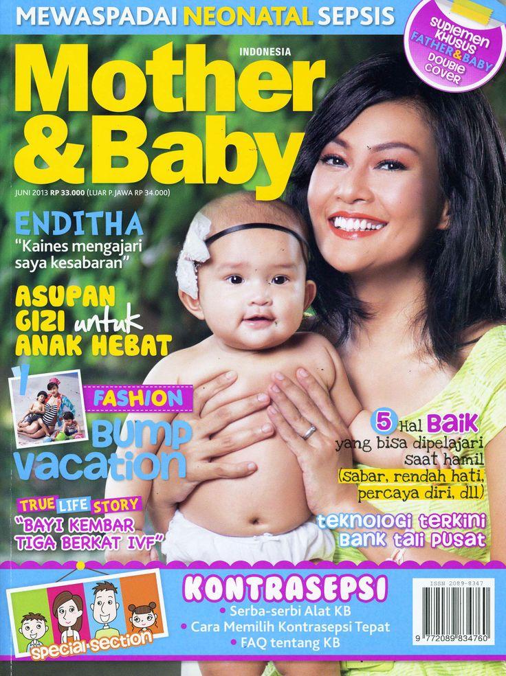 Mother&Baby Indonesia - June 2013