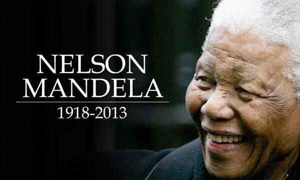 Farewell Madiba 1918 - 2013 | PokoVibes