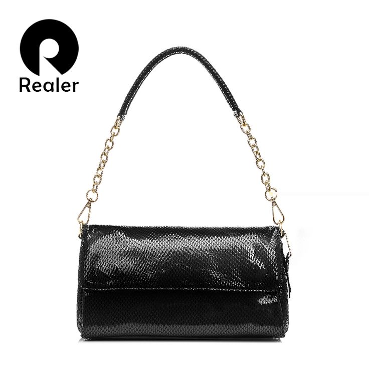 Realer New Fashion Women Crocodile Shoulder Bag High Quality Embossed Messenger Bag Women Leather Shoulder Cross Body Bag //Price: $58.16 & FREE Shipping //     #womenhandbags