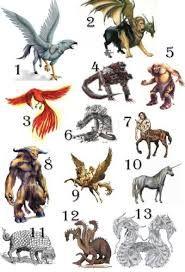 animales mitologicos griegos - Buscar con Google