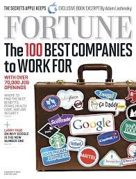 I write about careers and life at work for Fortune magazine and its website. Some stories are practical, others sexy.
