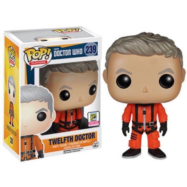 La figurine pop Douzième Docteur - combinaison spatiale en détails : notez, commentez et parlez de Douzième Docteur - combinaison spatiale avec les autres membres. Où acheter ou trouver la figurine Douzième Docteur - combinaison spatiale de la collection Doctor Who.