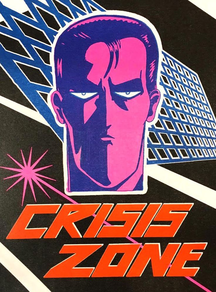 Image of CRISIS ZONE 2nd Edition