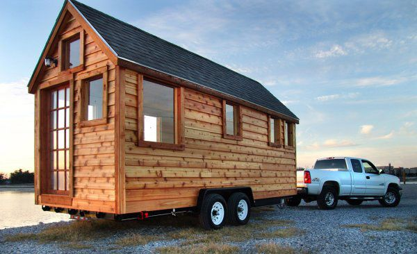 Tiny House Mobile Home Interior Design