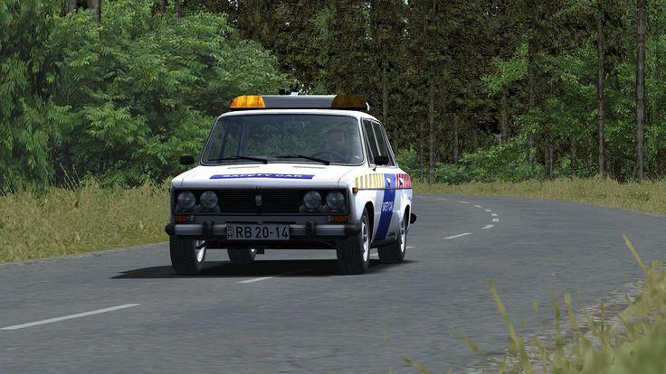 rallyFactor RSB2014 | Lyukóbánya-Parasznya | Stage I | Safety Car / Zero Car | Balazs Toldi OnBoard