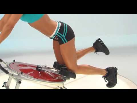 ab circle pro 12 minutes to awesome abs 2009 dvdrip xvid fico - YouTube
