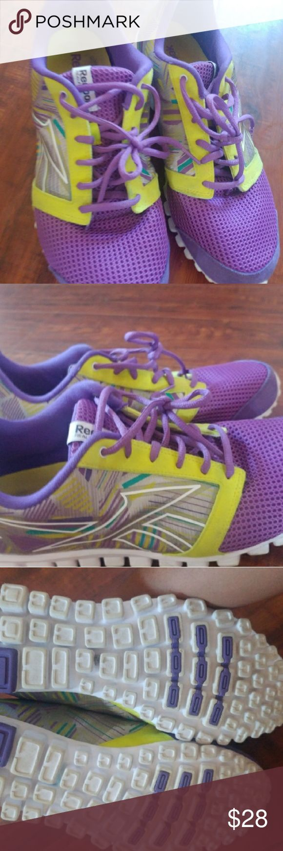 Reebock runing shoes Like new condition Reebok Shoes Sneakers