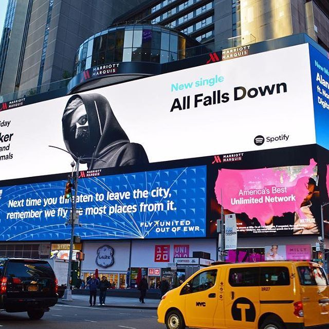 We Ve Taken Over Times Square Thank You For The Support