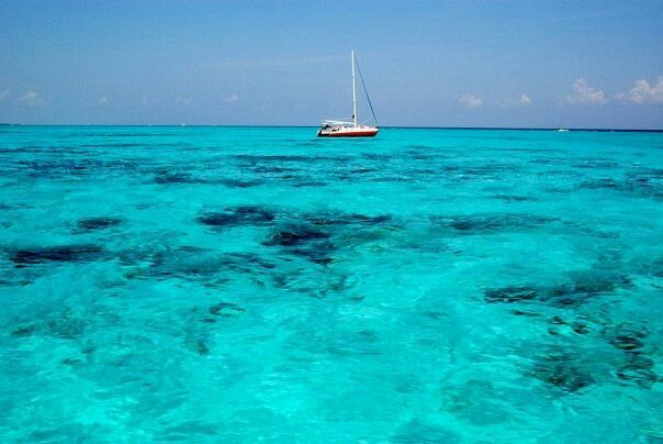 Grand Cayman Island ~ One of the prettiest places I've ever been!!!