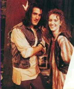 judith hoag and elias koteas | This film also reveals the first time the turtles call themselves ...