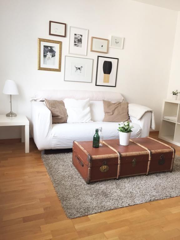 die besten 25 truhe vintage ideen auf pinterest. Black Bedroom Furniture Sets. Home Design Ideas