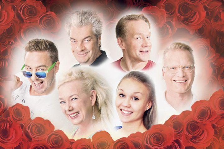 Viime kesänä Äänekoskella yleisön pyörryksiin naurattanut seikkailukomedia valloittaa Lappeenrannan Linnoituksen kesäteatterin
