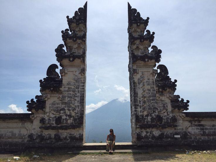 Pura Lempuyang door, Karangasem, East Bali
