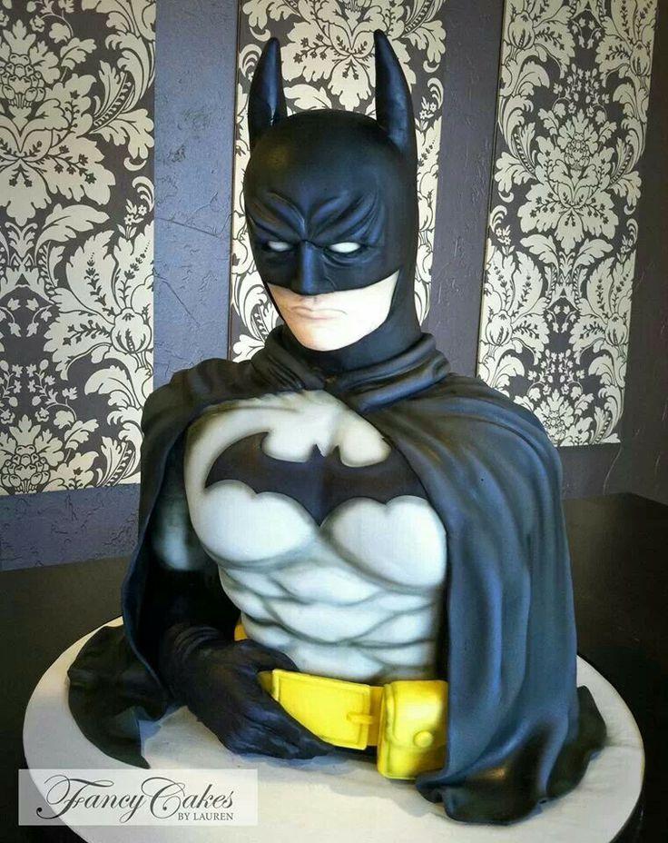 Batman Cake Decorations Uk : 25+ best ideas about Batman grooms cake on Pinterest ...