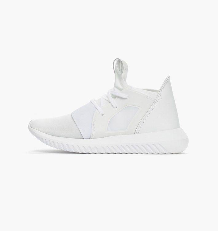 Adidas Tubular Pure White