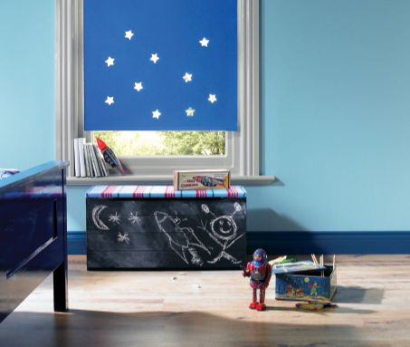 A beautiful blue just like this can really brighten up a bedroom space for  both boys. 30 best Children s Bedroom   Wickes Stories images on Pinterest
