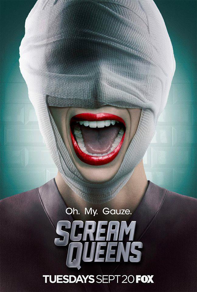First Promo Video for SCREAM QUEENS Season 2: Fox's Scream Queens Season 2 premieres September 20, 2016. Watch… #Fox #ScreamQueensSeason2