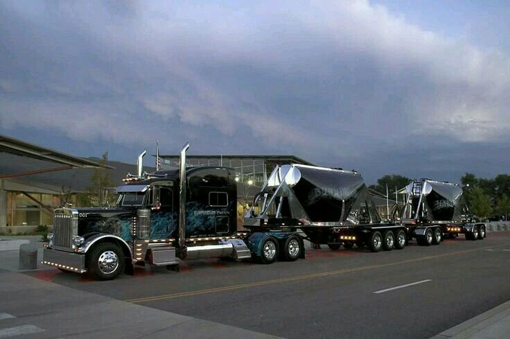 728 Best Dry Bulk Pneumatic Trucks Amp Trailers Images On