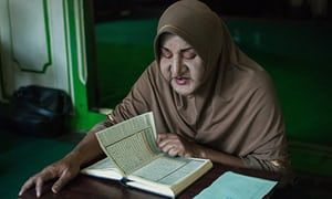 'Allah won't care if you are transgender': the Indonesian faculty battling a backlash