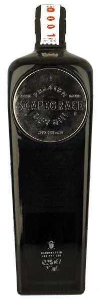Scapegrace Premium Gin