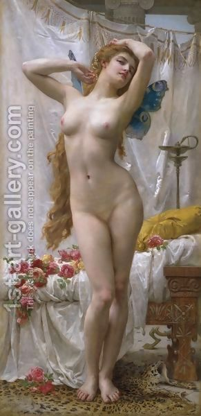 The Awakening Of Psyche by Guillaume Seignac