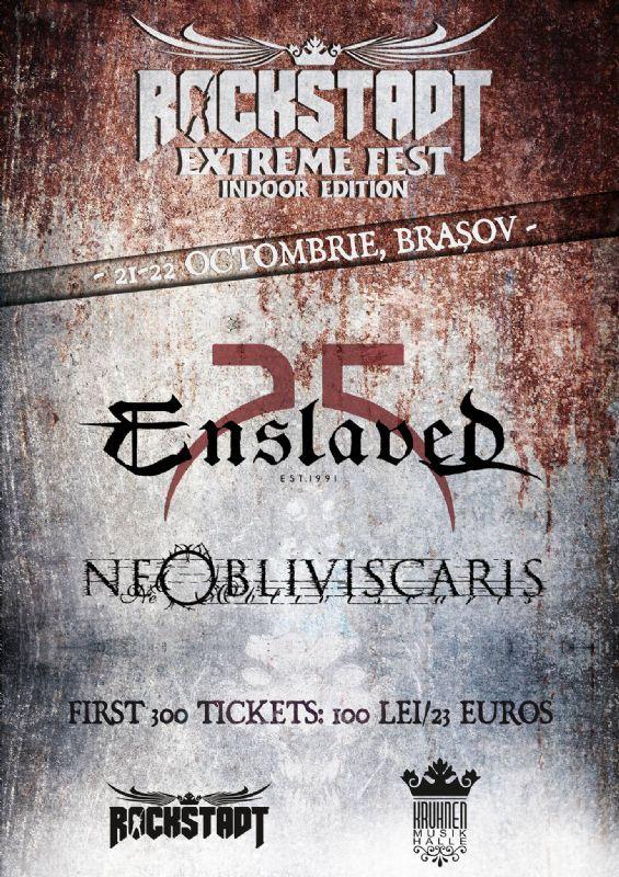 Rockstadt Extreme Fest indoor 2016