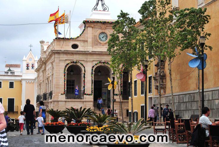 Ayuntamiento de Mahón, Menorca
