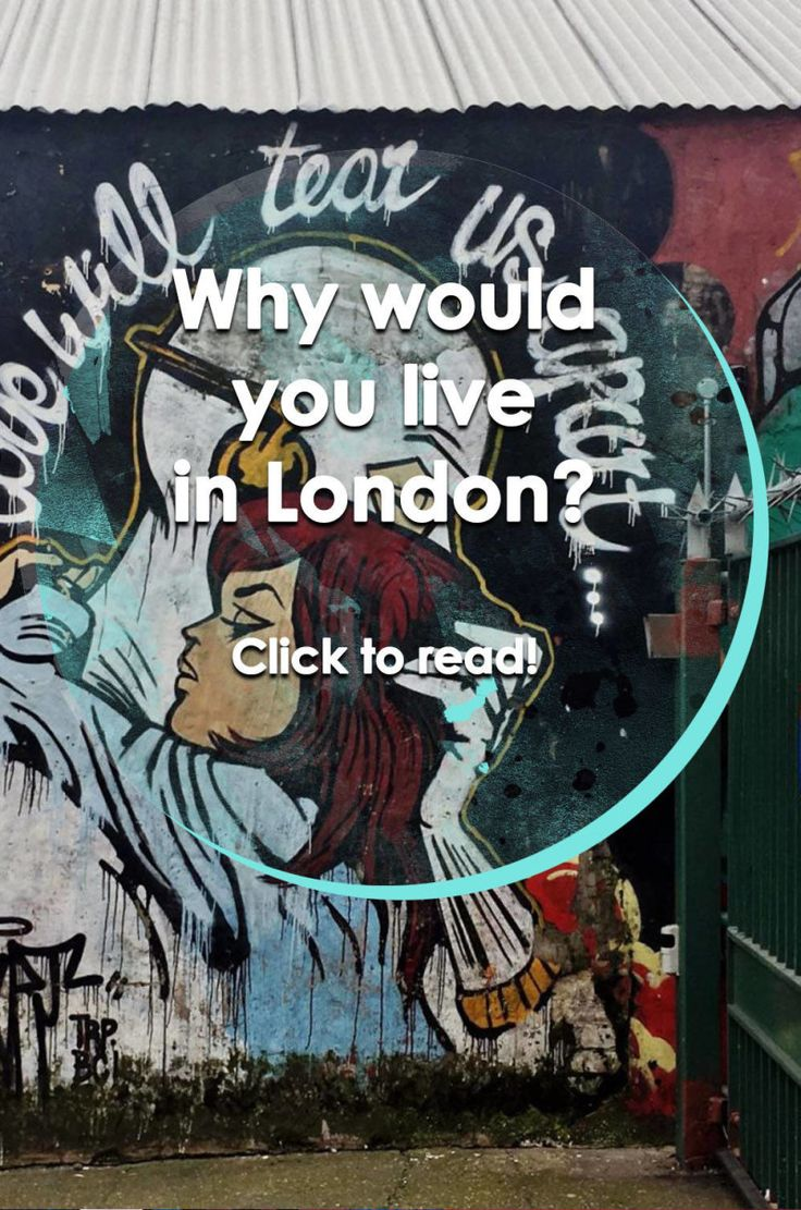 Why would you live in London? | Runawaykiwi, Expat in London