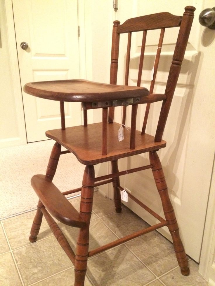 Reserved Vintage Wooden High Chair, Jenny Lind, Antique High Chair, Vintage  High Chair, Vintage Highchair, Antique Wood Highchair, Wooden Hi - Best 25+ Antique High Chairs Ideas On Pinterest Prim Decor