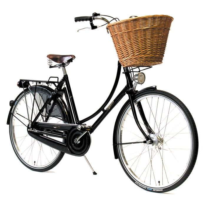 Now *this* is the kind of bicycle I would like.  If I were to have a bicycle.  Which is unlikely in Australia I must admit since it's rather pointless riding to feel the wind in your hair when it's covered by a helmet.  I'd get one to use in London if I could figure out a place to store it!