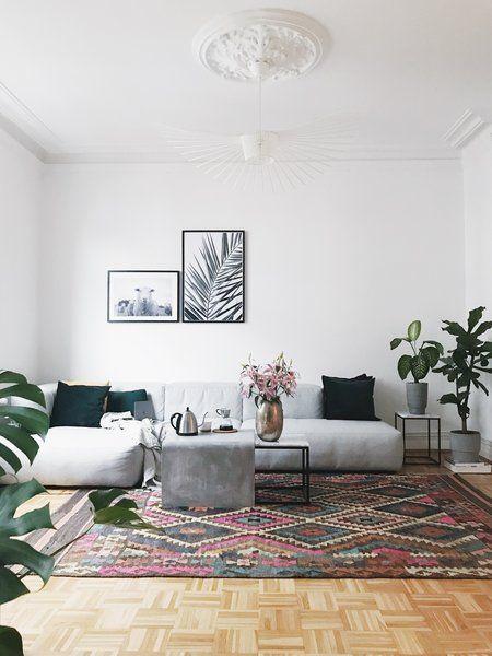 stellt vor 10 neue wohnungseinblicke wohnen pinterest solebich 25 jahre alt und neuer. Black Bedroom Furniture Sets. Home Design Ideas