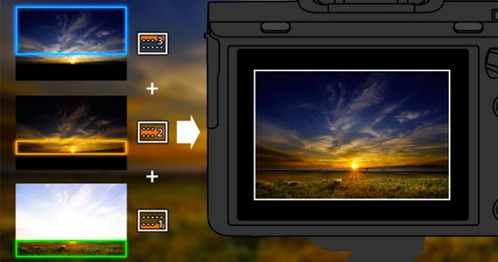 """Today Sony released a new Camera APP named """"Digital Filter"""". Digital Filter allows you to divide the scene into two or three areas and optimize the exposure and white balance for each area, helping you to shoot the best image. This application is perfect for scenes containing vastly different brightness levels, such as in backlit …"""
