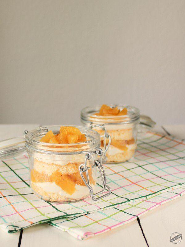 Almás-túrós pohárkrém | SweetHome