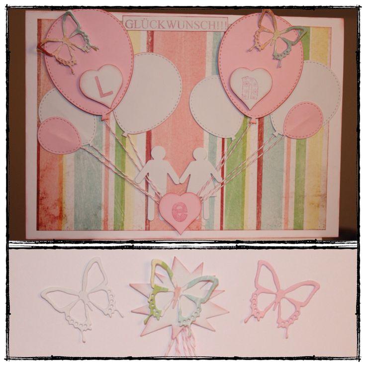 *PeiSign* Baby Card, A4