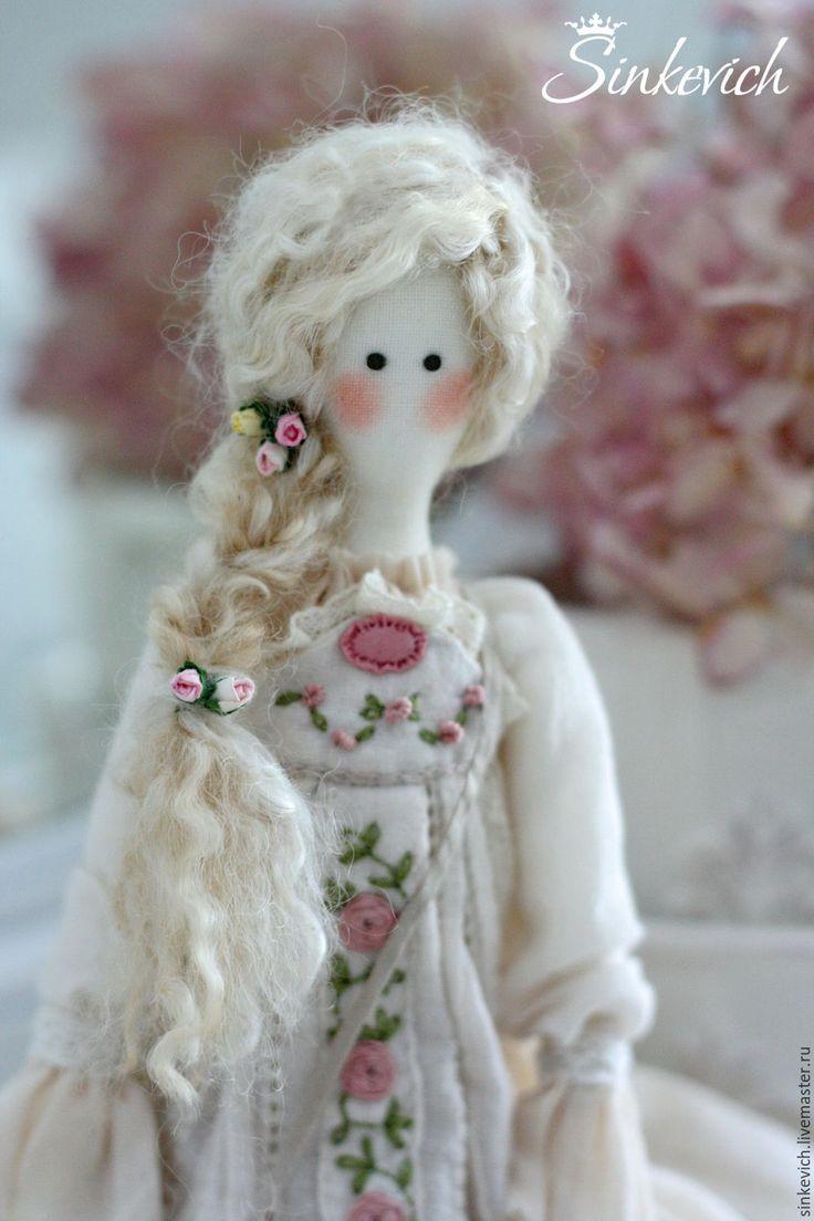 Купить Виен - тильда, кукла ручной работы, кукла интерьерная, кукла текстильная, кукла Тильда