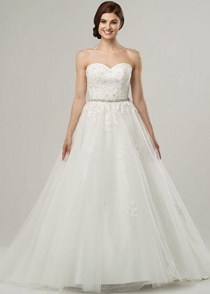 Berketex bride gianna dress bridal dresses and for Julian alexander wedding dresses