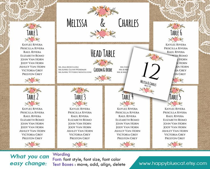 17 Best Ideas About Seating Chart Template On Pinterest