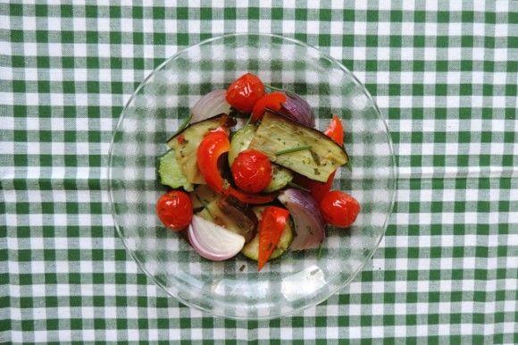 2 x recept Gegrilde Groenten uit de Oven | Vegetariersbond